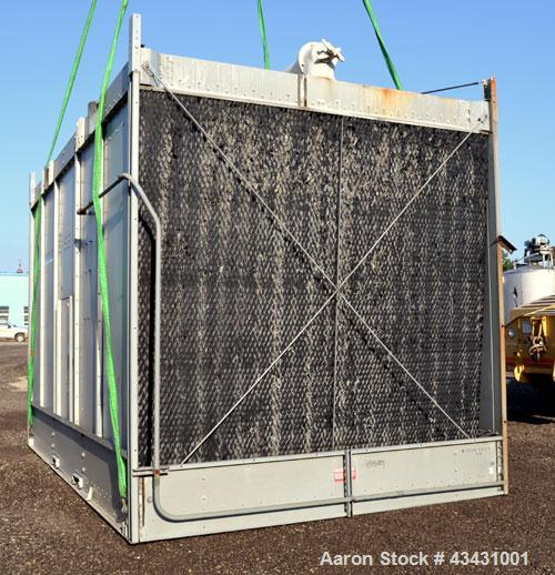 Used- Marley Series Single Cell Cooling Tower, Model NC5233GS