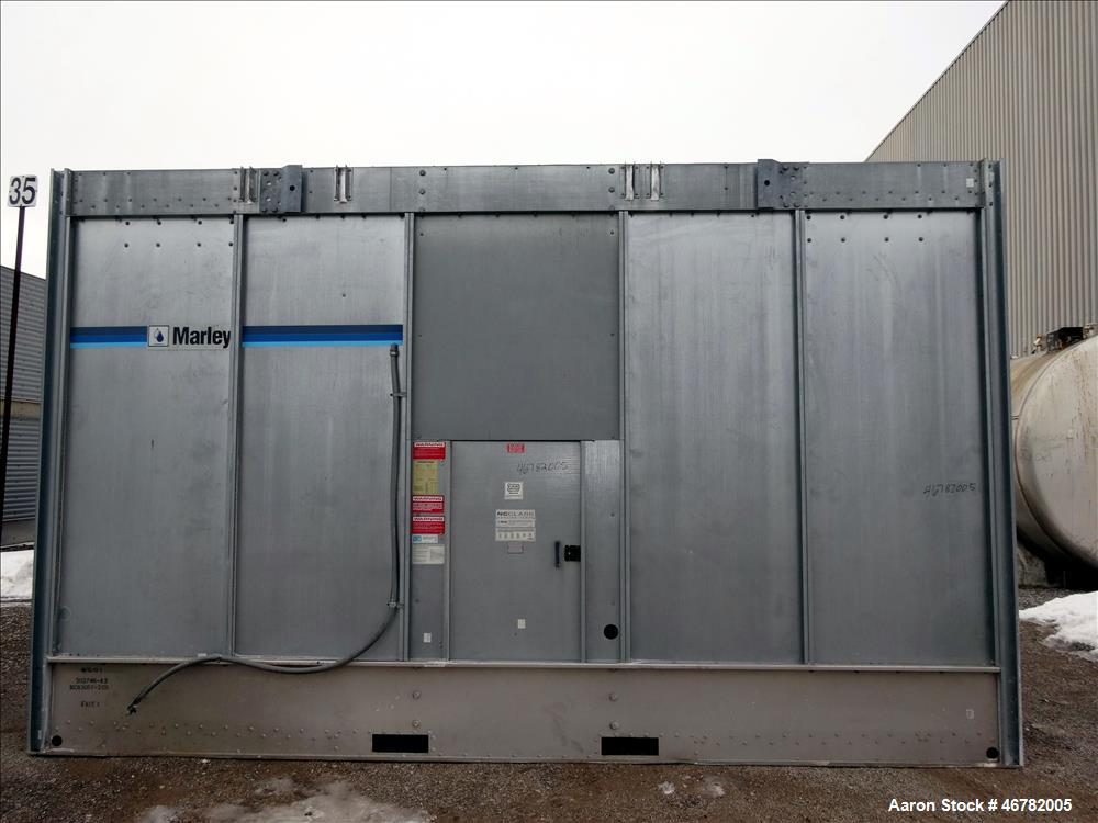 Used- Marley NC Class Single Cell Cooling Tower, Model NC8305F, Nominal 403 Tons