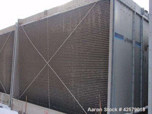 Used- Marley Class Single Cell Cooling Tower, Model NC8309