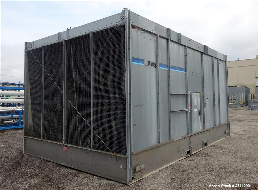 Used- Marley NC Class Single Cell Cooling Tower, Model NCA222CS