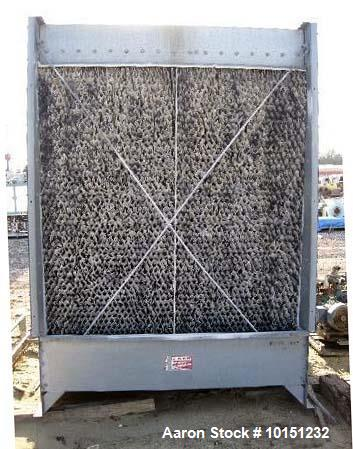 Used- Marley Series NC1121GS Cooling Tower. 153 ton capacity. Flow rate 460 gallons per minute, hot 95 degrees, cold 85 degr...