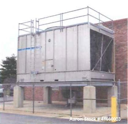 Used- 650 ton Marley Open Cooling Tower
