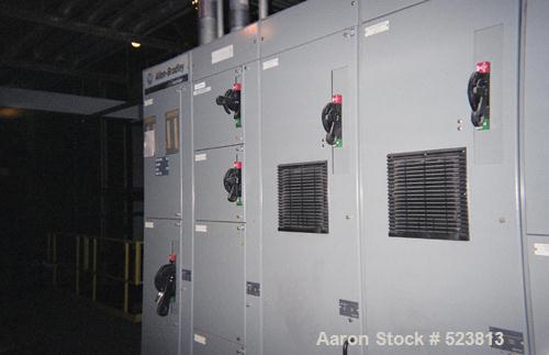 USED: Marley cooling tower, 672 ton capacity.