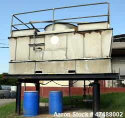 Used- Baltimore Aircoil Single Cell Cooling Tower