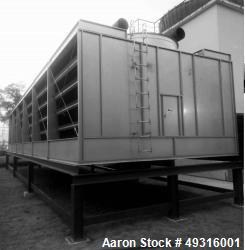 New- Unused Dynamic Engineered Systems, Inc. Rosemex Cooling Tower, ROD-821G , 106 Ton, Open Type Cooling Tower. All 304 Sta...