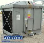 Used- Marley Primus Crossflow Uni-Basin Cooling Tower, 44 Nominal Tons, Model PC11CG. Galvanized steel housing, plastic top ...
