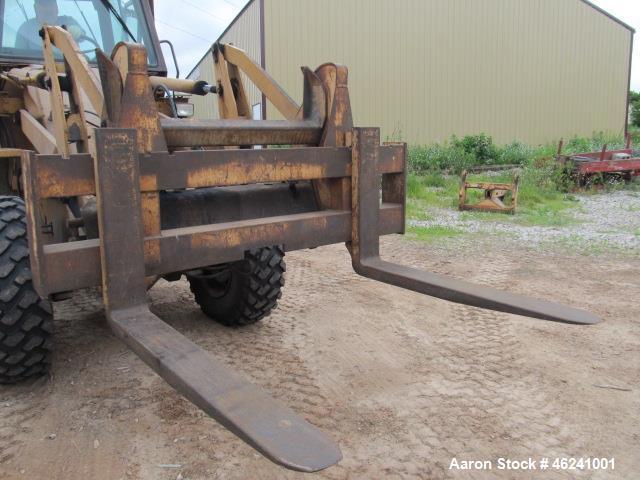 Used- CASE Wheel Loader, Model W14B