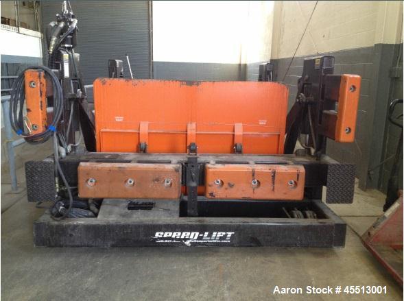 Used- Superior Handling Speed Lift, Model SL-10000-C