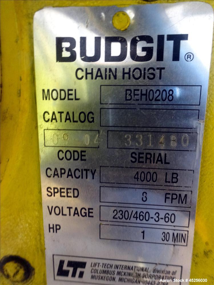 Used-Bridge Crane