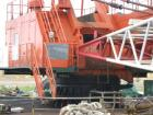 USED: 150 ton crane barge. Barge manufactured by Sanyo Ship Yard CoLtd, 1972. Crane manufactured by Sumitomo Heavy Industrie...