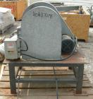 Used- Bico Braun Chipmunk Jaw Crusher, Model VD, Carbon Steel. Jaw capacity 2-1/4