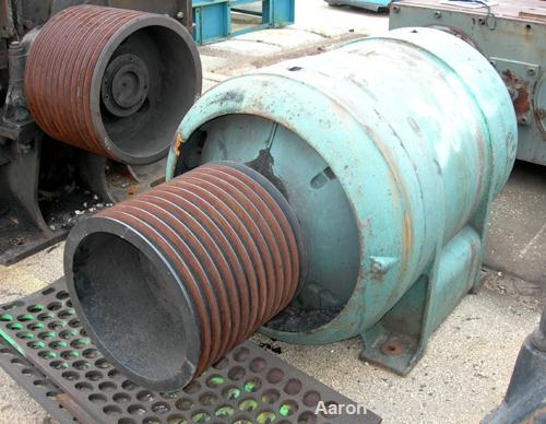 Used- American Pulverizer Crusher/Ring Mill, Model AC-7