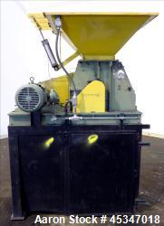 Used- Tema Single Roll Crusher, Model 30/25