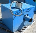 Used- Cyclone, Carbon Steel. Approximately 32'' diameter x 21'' straight side x 45'' coned bottom. 6'' Air inlet, 6'' center...