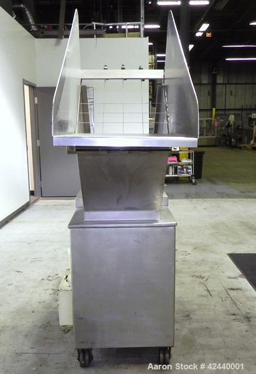 Used- C. Doering and Sons Cube Cutter, Model 8515