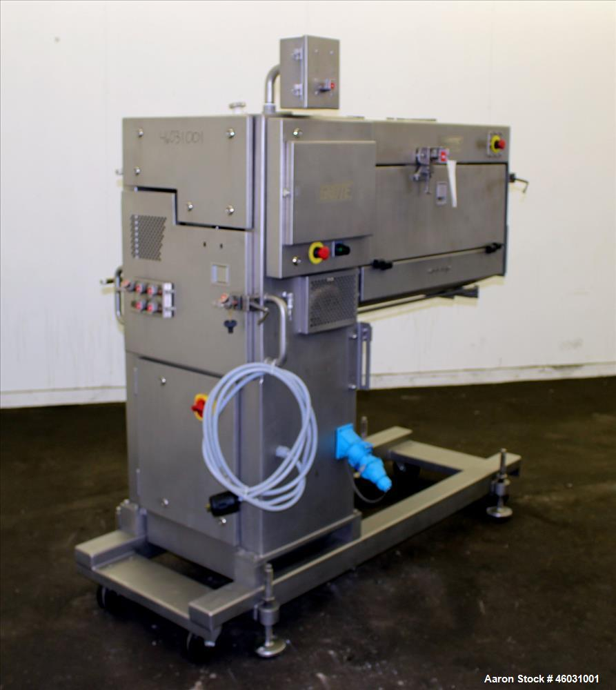 Used- Grote Slicer/Applicator, Model S/A-530-E, Stainless Steel