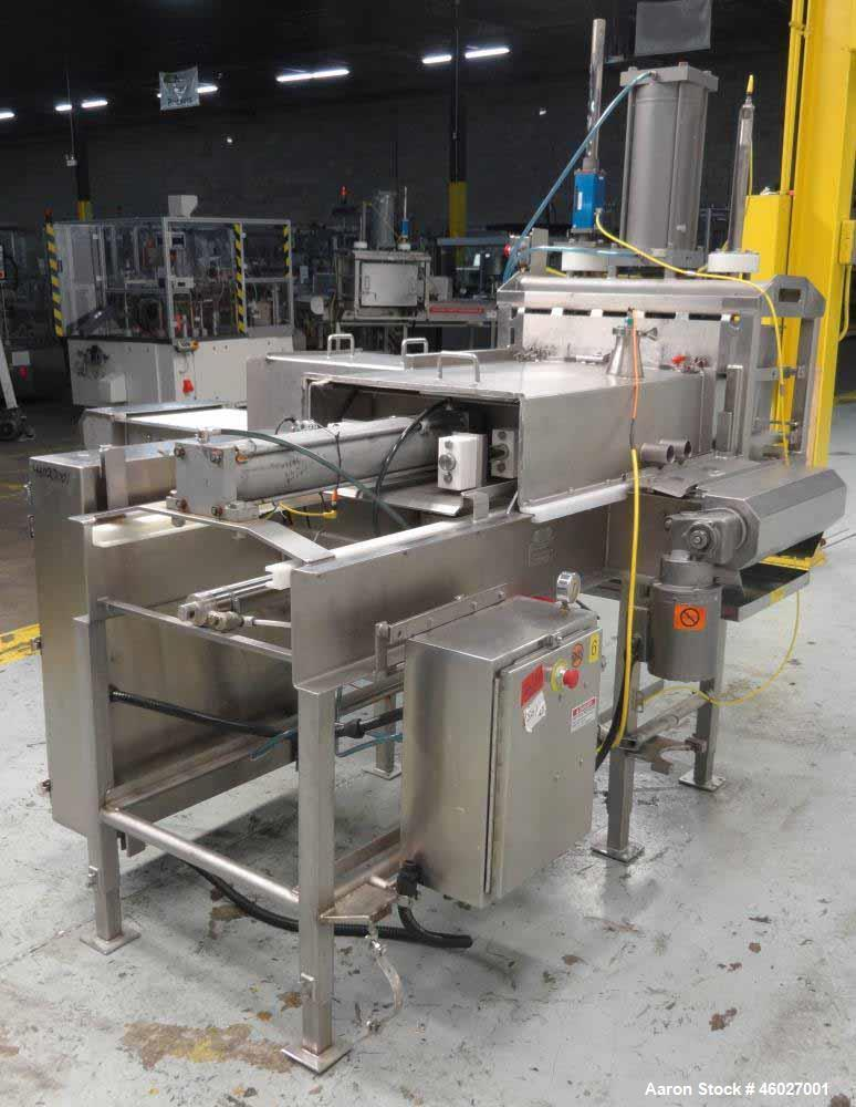 Used- Marchant Schmidt Pneumatic Cheese Cubing Machine, Model MS80
