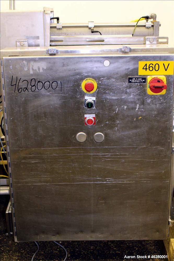 Used- Marchant Schmidt Pneumatic Cheese Cubing Machine