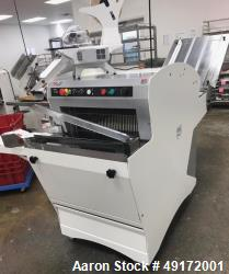 Used- JAC Full Slicer, Model 520 T2.