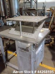 Used-Food Tools Inc. Cheese Cutter, Model 5-AF, Serial # 4470805.  Built in 2005
