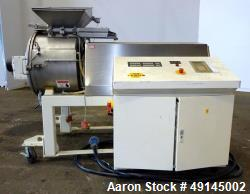 Used- Stephan High Speed Mixer, Model TK 160, 304 Stainless Steel.