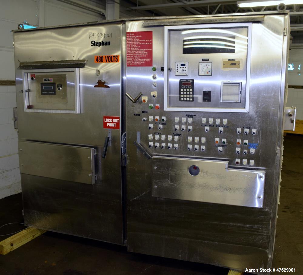 Used- Stephan TC/SK Combicut Mixer, Model TK/SK 850