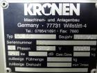 Used- Kronen Chive Cutter, Model GS10.