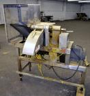 Used- Urschel Model G Dicer. Unit is rated to 22,000 lbs per hour. Accepts up to a 5 1/2