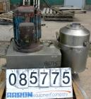 Used- Urschel Comitrol Processor, Model MG1700, 15-5 PH Stainless Steel. Approximate 6