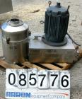 USED: Urschel Comitrol processor, model MG1700, 15-5PH stainless steel. Approximate 6