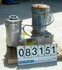 Used- Urschel Comitrol Processor, Model MG, 304 stainless steel. Approximately 6
