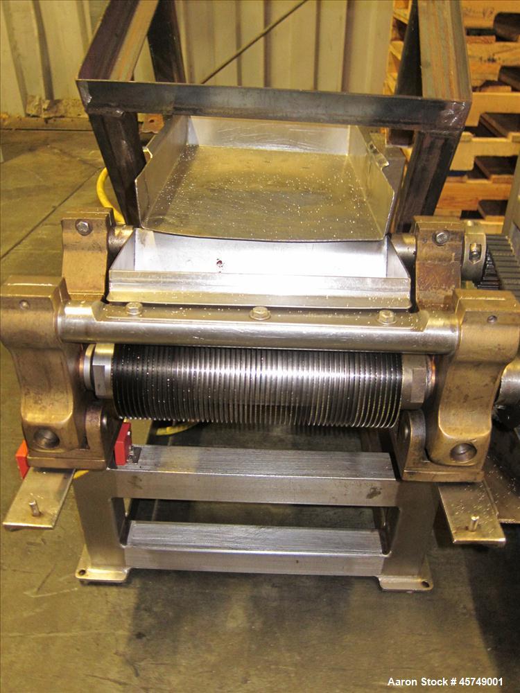 """Used-10"""" Urschel Granulator/Slitter/Scarifier, Model N.  Serial # 188"""