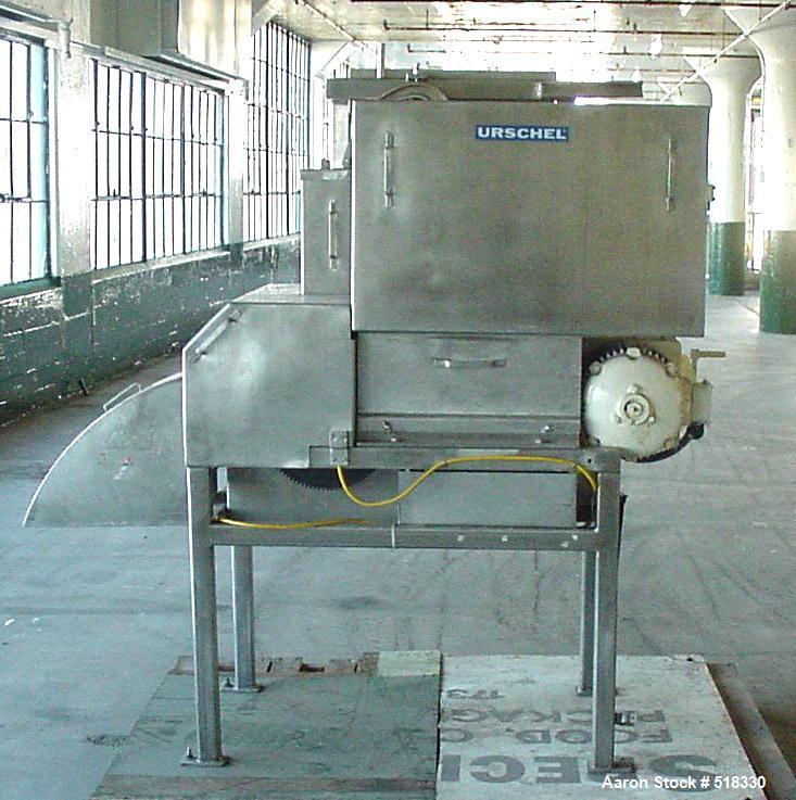 Used- Urschel Dicer, Model SL-A