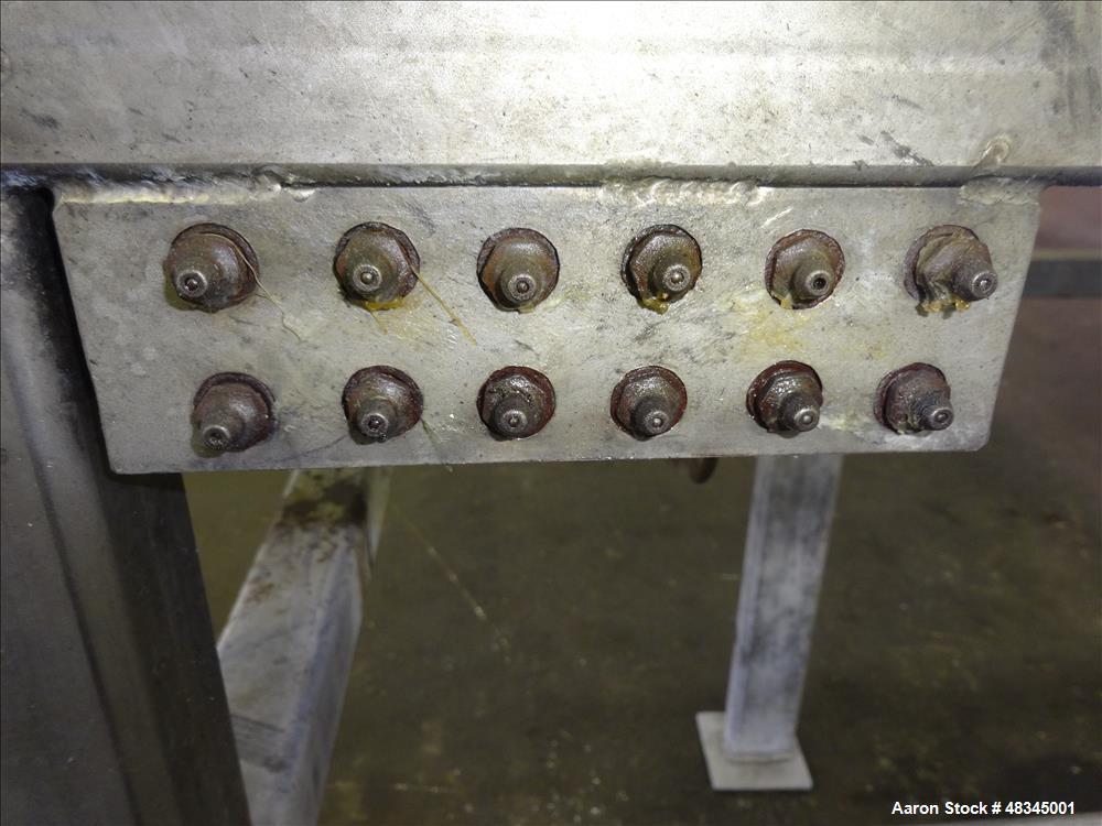 Used- Urschel Belt-fed Dicer/Strip Cutter, 304 Stainless Steel.