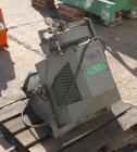 Used- Ferro Tech Disc Pelletizer, Model FC-016-02. 16