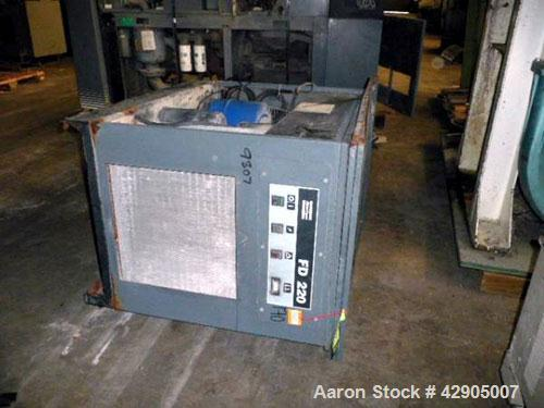 Used- Atlas Copco Refrigerated Air Dryer, Model FD220CSA/UL. Rated 466 cfm, 480 volt, air cooled.