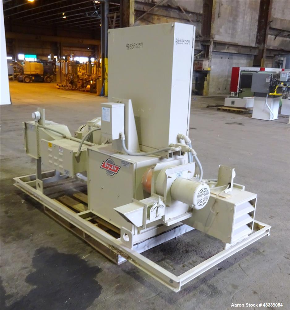Used- Bry-Air Dehumidification System, Model VFB-3-E-400.