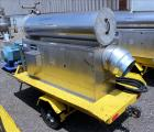 Used- South-Port Systems Model 1100E Air-A-Plane Aircraft Cabin Heaters/AHU S, Portable/towable. Features duct storage, swit...