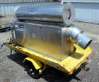 Used-South-Port Systems Model 1100E Air-A-Plane Aircraft Cabin Heaters/AHU S, Portable/towable. Features duct storage, switc...