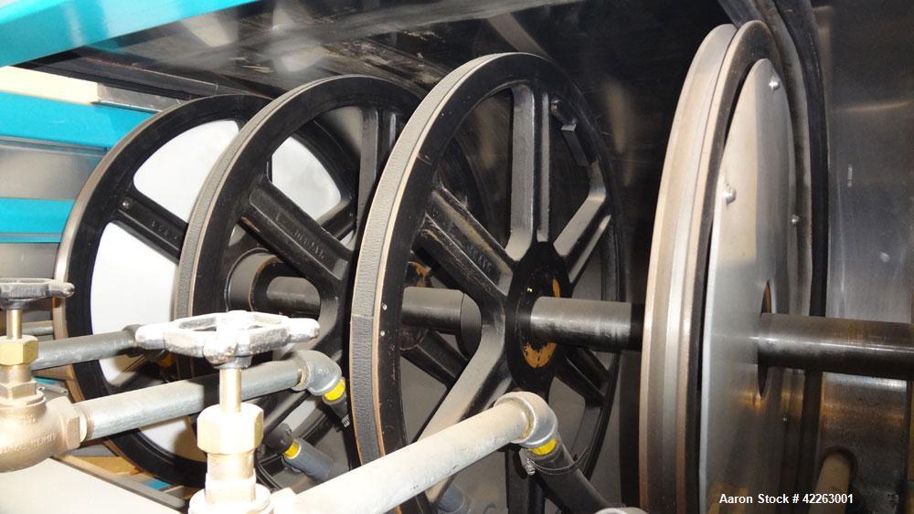 Unused- Berndorf Belt Systems Belt Cooler