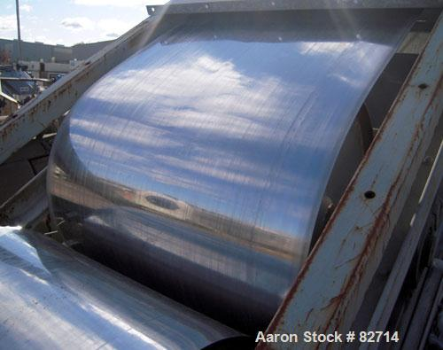 Used- Berndorf Inclined Cooling Belt