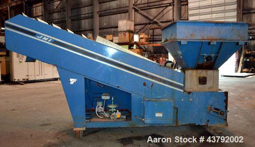 Used- Carbon Steel Mate Continuous Dryer, Model J120-GAS