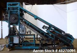 Used- Berndorf Belt Systems Incline Double Belt Cooler.