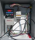 Used- Sandvik Spray Belt Cooler, 301 Stainless Steel. 19-3/4