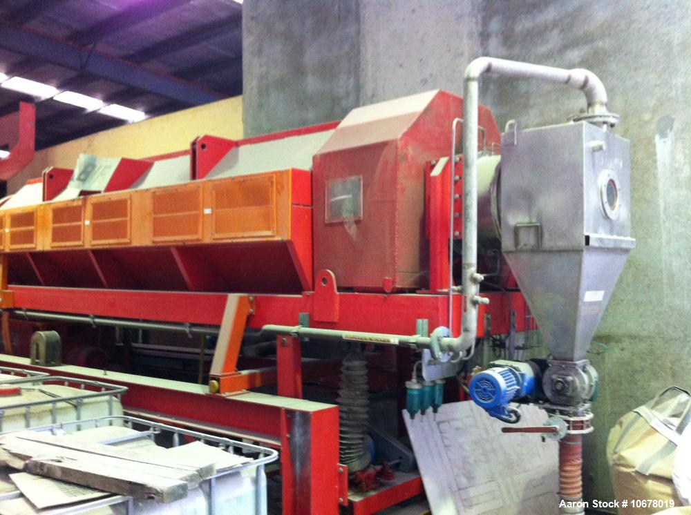 Used- Rotary Calciner/Calcining Furnace