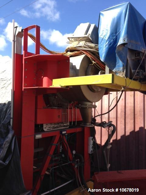 Used- Rotary Calciner/Calcining Furnace
