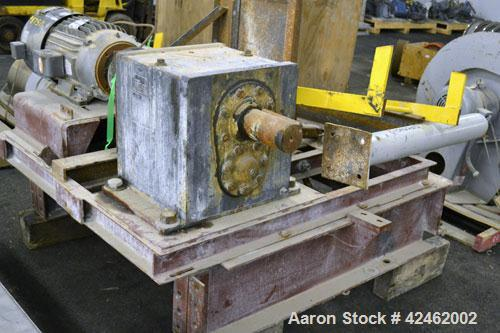 Used- A.J. Sackett Calciner. 6' Diameter X 59' overall length molecular sieve rotary calciner, 1500 deg F. Furnace area 6' d...