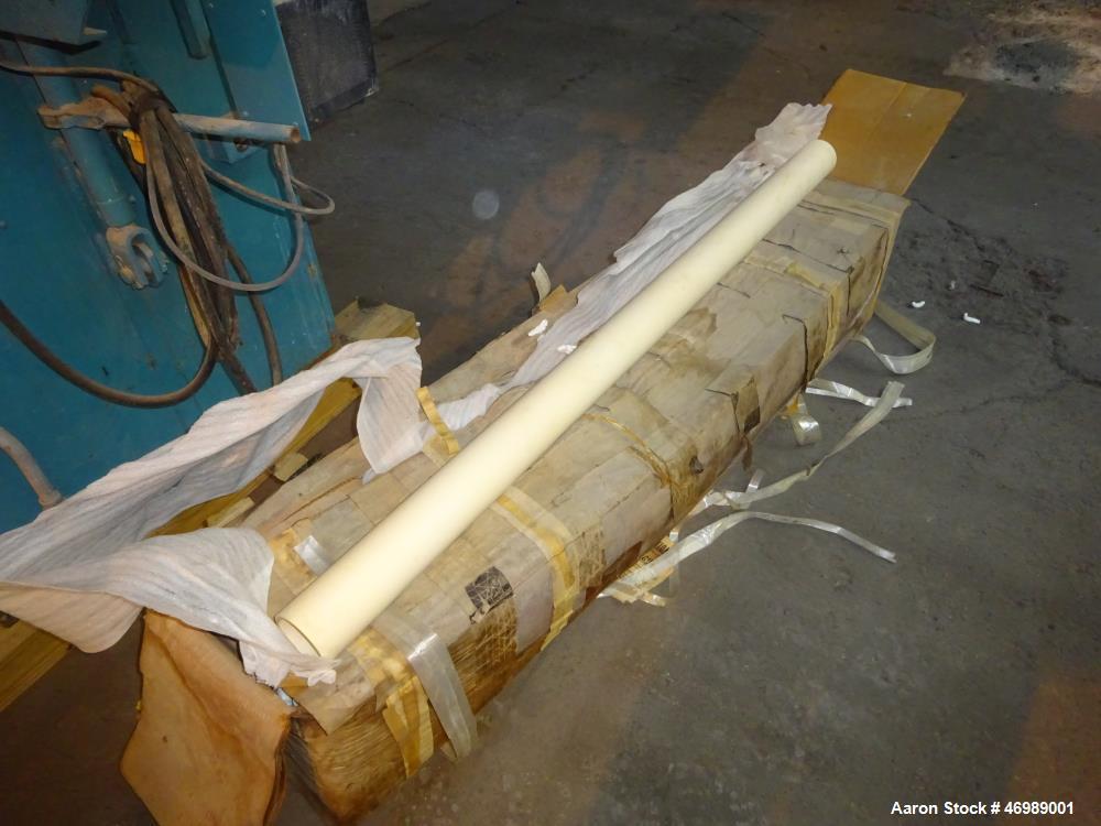 Used- Harper Model HOU-3D36-RT-28 Rotating Tube Furnace.
