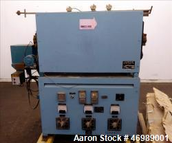 Used- Harper Model HOU-3D36-RT-28 Rotating Tube Furnace.