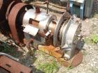 Used- Bartlett Snow Laboratory Calciner. Refractory lined tube 6-1/2